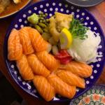 韓国と日本のサーモンは少し違う!?韓国でサーモンを食べるならこのお店☆