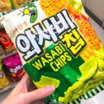 """昨年に引き続き韓国で大人気の""""わさびお菓子""""をご紹介♡"""
