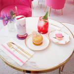可愛いけど大人っぽい♡ピンクを上手に取り入れたカフェをご紹介☆
