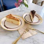 カロスキルにあるチーズケーキ専門カフェ「C27」をご紹介☆
