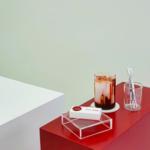 白と赤がポイント♫インスタ映え間違いなしな韓国カフェ「언아이콘」♡