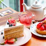 絶品ケーキがお出迎え♡ 上水駅近くのカフェ「DECOABALIM(데코아발림)」をご紹介♬