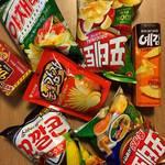 韓国で愛され続ける『王道スナック菓子BEST』をご紹介〜♫