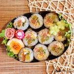 意外と簡単♪ 韓国の定番「キンパ弁当」を作っちゃおう♡