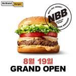 弘大(ホンデ)に新しくオープン!「No Brand」からハンバーガーショップが登場☆
