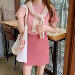 秋の韓国トレンドファッション♡ちょっと刺激的な「ミニスカートルック」に挑戦♫