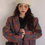 """寒い季節には""""コート""""♡韓国女子から教わるコーディネート法をチェック!"""