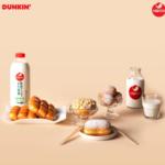 『ソウル牛乳』とのコラボ!「ダンキンドーナツ」新商品をご紹介☆