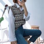 韓国女子を参考に♡王道の「ジーンズ」を今っぽく着こなそう♪