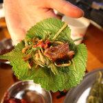 韓国人も認める絶品熟成肉を堪能!ソウル・마굿간생고기(マグッカンセンコギ)に行ってみよう♫