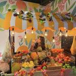 インスタ映え間違いなしのスポット!ソウル・弘大で開催中のフルーツ展示会に注目♫
