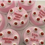 """世界で一つだけのオリジナルケーキ♡韓国で""""レタリングケーキ""""を注文してみた!"""
