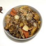 韓国料理を家で食べたい!家で簡単に作れる찜닭(チムタク)のレシピをご紹介♡