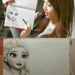 画家顔負け!絵が上手すぎると話題の韓国芸能人たち♡