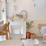 【現地レポート】東仁川(トンインチョン)にある可愛いヴィンテージカフェ『Cafe icing』ღ .:*