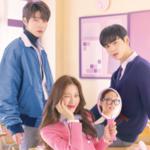 日韓で話題沸騰中の《女神降臨》の実写ドラマが4月から放送スタート♡
