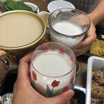 お酒が苦手な人でも飲みやすい!韓国の伝統酒マッコリをアレンジ♪『マッコリクルジュ』のレシピをご紹介❤︎