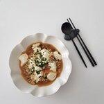 いつものラーメンにプラス…♡ 家でできる簡単韓国レシピ「スンドゥブラーメン」をご紹介♪