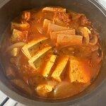 【韓国一人暮らしメシ】間違いない美味しさ✩『スパムプデグクス』の簡単レシピ!♬