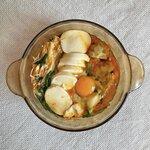 韓国の春雨スープ『カップヌードル』にプラス❤︎カップヌードルスンドゥブチゲの作り方!