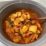 밥도둑(ご飯泥棒)ピリ辛の味がたまらない!!韓国忠清道の郷土料理『カムジャチャグリ』の作り方♬