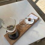 洗練された店内と美味しいコーヒーが人気!龍山のおしゃれカフェ「3F LOBBY」♡