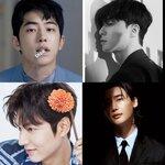 《輝く1位は誰?♡》イケメン韓国俳優のInstagramフォローワーランキング【TOP10】⸝⋆