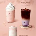 桜咲く✿韓国スターバックスから春の新ドリンク&フードが登場!