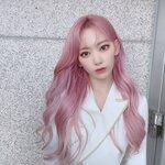 桜のように綺麗な髪色♡「ピンクへアー」を披露した韓国アイドルを大特集♡