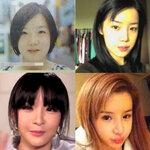 整形?ダイエット?デビューして綺麗になった韓国女性芸能人⑩人♡
