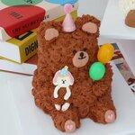 誕生日やプレゼントに最適♡韓国で人気の「立体ケーキ」って何?