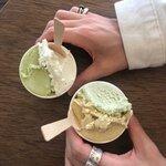 韓国で美味しいジェラートが食べられると話題のカフェ『cotati』をご紹介♡