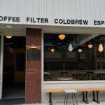 弘大(ホンデ)からすぐ!開放感あふれる魅力的なカフェ「hit coffee roasters」✧