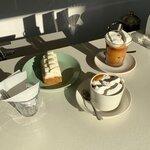 見てるだけで癒される〰︎サダンの大人っぽカフェ♡「riverbell」で美味しいコーヒータイム!!