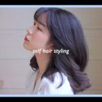 パーマなんて不要!?コテで簡単に作れる◎『韓国風ミディアムヘアセット』を学ぼう⸝⋆