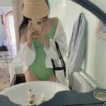 こんなご時世だけど…水着を楽しみたい!韓国流⸝⋆トレンド水着コーデ◎