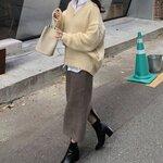 秋はやっぱり【ブーツ】⸝⋆ この秋欲しいブーツと韓国コーデをご紹介◎
