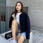 """韓国女子が教える⸝⋆ """"座ったまま""""スタイルUPに見せる写真の撮り方講座✧‧₊"""