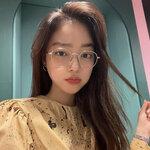 【女性編】その姿に釘付け!?眼鏡を買う参考になる❤︎ 『韓国眼鏡美女』特集✧‧₊