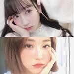 """あなたがなりたい「可愛い」はどっち?""""日本人と韓国人""""の流行メイクの違いを徹底検証♡"""