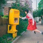 まるでファンタジーの世界の住人♡韓国で話題の「無重力写真」をご紹介☆