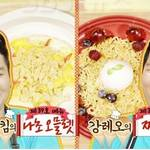 """韓国の人気番組「ハッピートゥギャザー」で紹介された""""アイデアラーメン""""特集♡"""