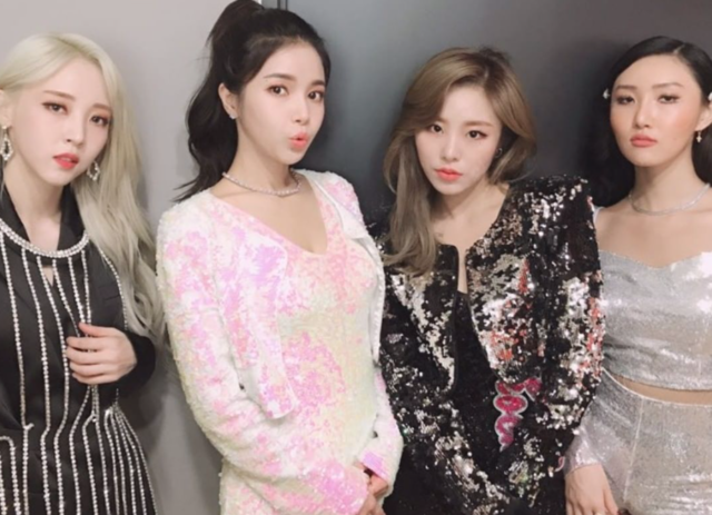 """follow me coward. on Instagram: """"@mamamoo_official slayed this concept. I hate insta. :((((((((("""" (28467)"""