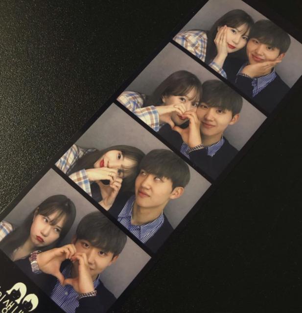 """KIM NA MI on Instagram: """"♥️ #인생네컷 ♥️"""" (64385)"""