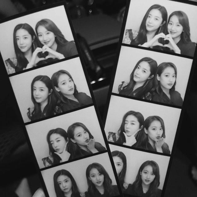 "April Naeun 🖤💙💜 on Instagram: ""내사랑 문희찡 화이팅 🖤"" (64388)"