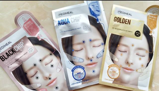 "WHOO HERA SUM37 OHUI RYEO ILLI on Instagram: ""Mediheal circle point mask  Masker yang berfungsi untuk merawat kulit yang kering dan gelap, sehingga kulit menjadi lebih lembab dan cerah.…"" (82427)"