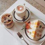 フルーツサンドカフェが絶品!韓国の人気カフェ店「분카샤(文化社)」を紹介♡
