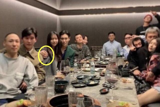 탑 김가빈 열애설나자 SNS에서 바로 삭제된 사진 한장  : 네이버 포스트 (121390)