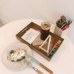 カフェでくつろぎながら絵が描ける「アートカフェ」♡