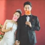 韓国人カップルに学ぼう!カップルたちのかわいい記念写真特集♡